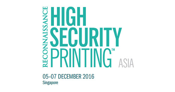 High Security Printing Asia